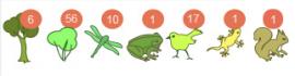 Inventaire des espèces de la balade