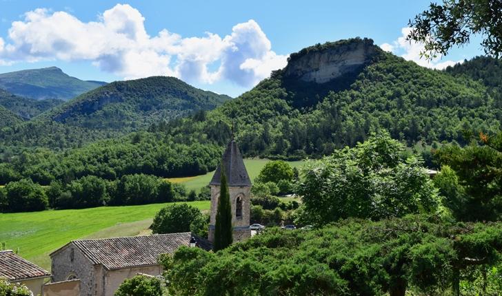 Village de Savoillans (crédits Ariane NS)