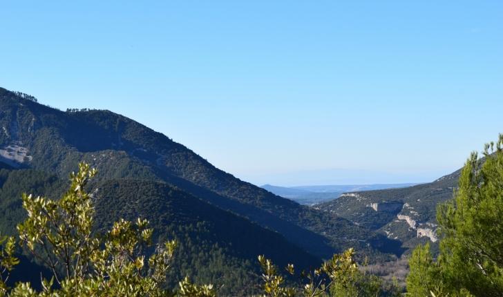 Vallée du Toulourenc (Crédit : Sabine Meneut - NS)