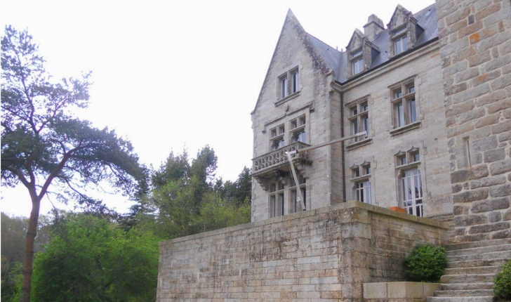 Chateau-Henan--crédit-CPA