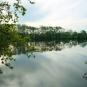 Etang de Rosporden - Crédit : Concarneau Cornouaille Agglomération