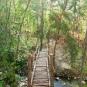 Pont sur le sentier 1 (crédits NS Ariane)