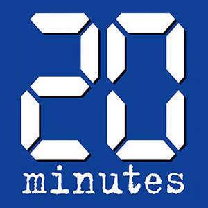 logo du journal 20 Minutes