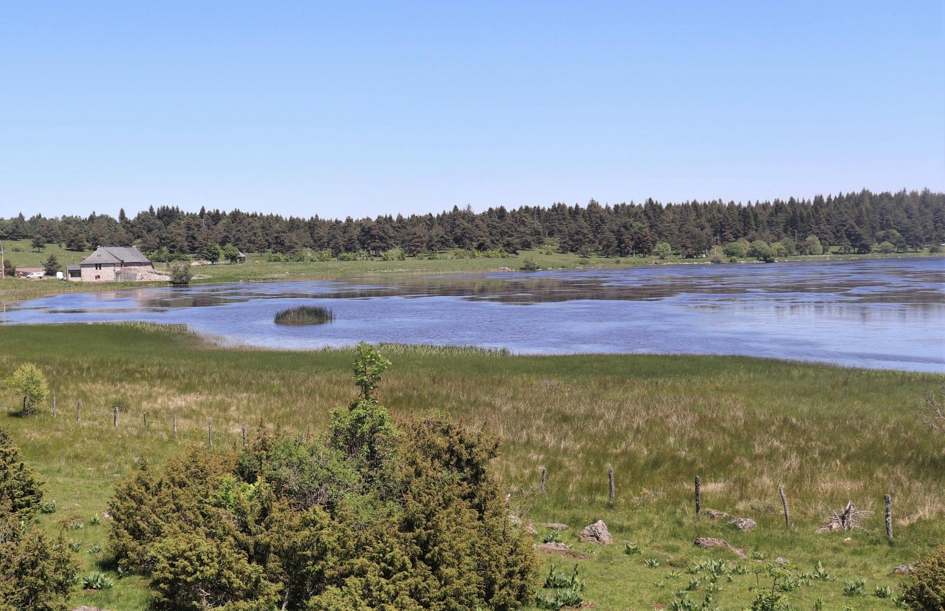 Lac du Pêcher (Crédit : Laura Azzolina_NS)