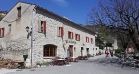 Restaurants Brantes -Toulourenc