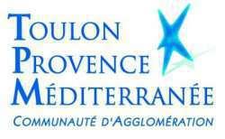logo Toulon Provence Méditerrannée (TPM)