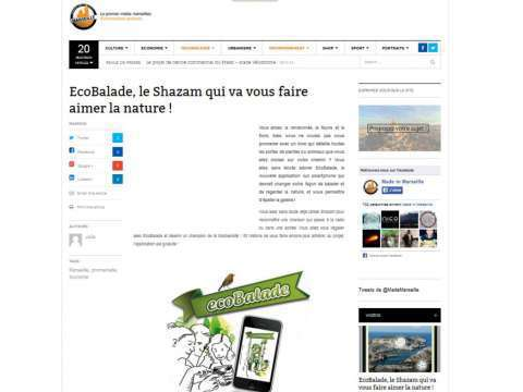 Article Made in Marseille