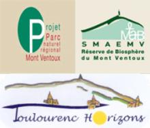Parc Naturel Régional Mont-Ventoux et Toulourenc Horizons
