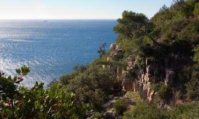 La mine de Cap Garonne, Le pradet 