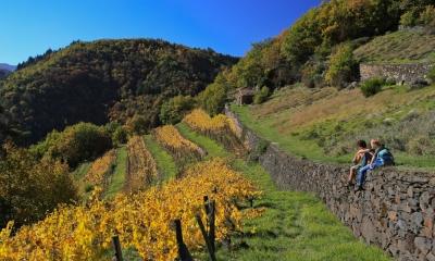 Balade de Massiac - Palhàs de Molompize Crédits OT Hautes Terres Communautés
