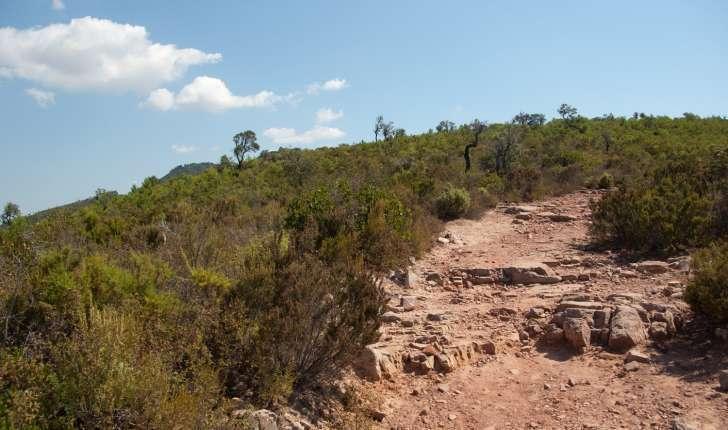 Balade découverte de la Mine de Cap Garonne, Le pradet 