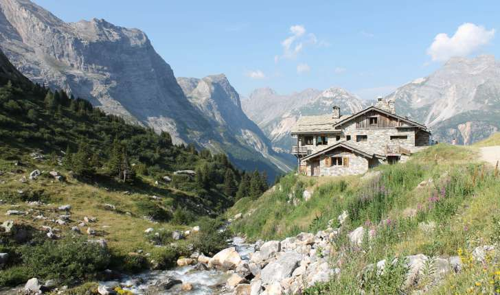Randonnée au col de la Vanoise - Refuge des Barmettes (Crédits : Léa Charbonnier)