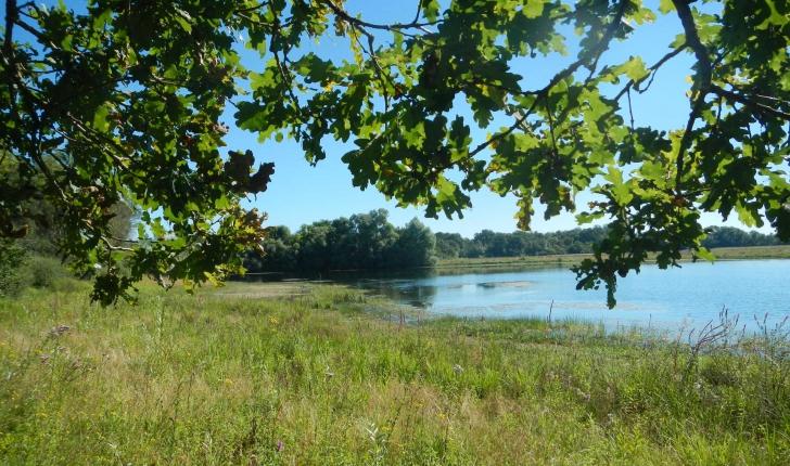 Plan d'eau- crédit Agrenaba
