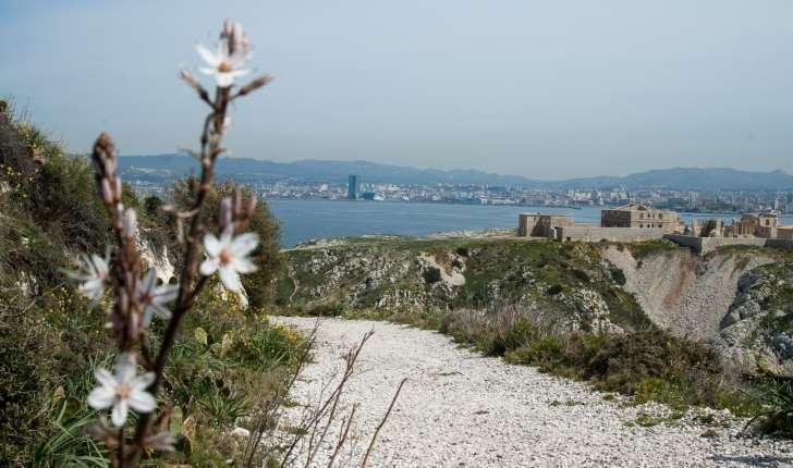 Sentier, Balade Marseille
