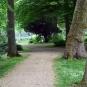 Le parc de l'arbre sec est parfait pour venir se promener à l'ombre.